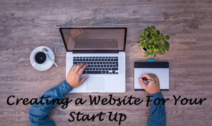 Creating a Website For Your Start Up