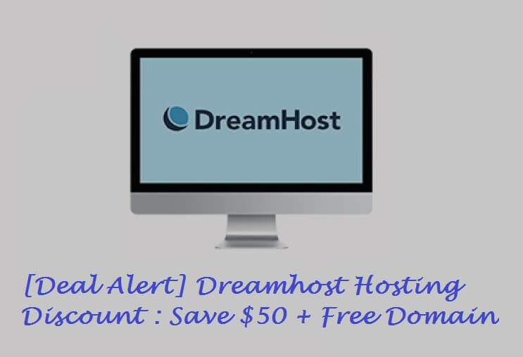 Dreamhost Discount
