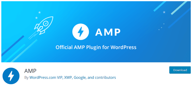 AMP WordPress Plugin