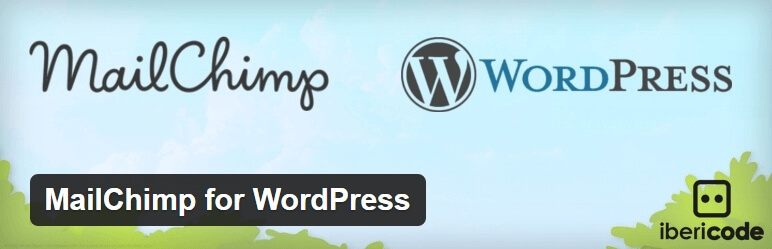 MailChimp for WordPress WordPress Plugin