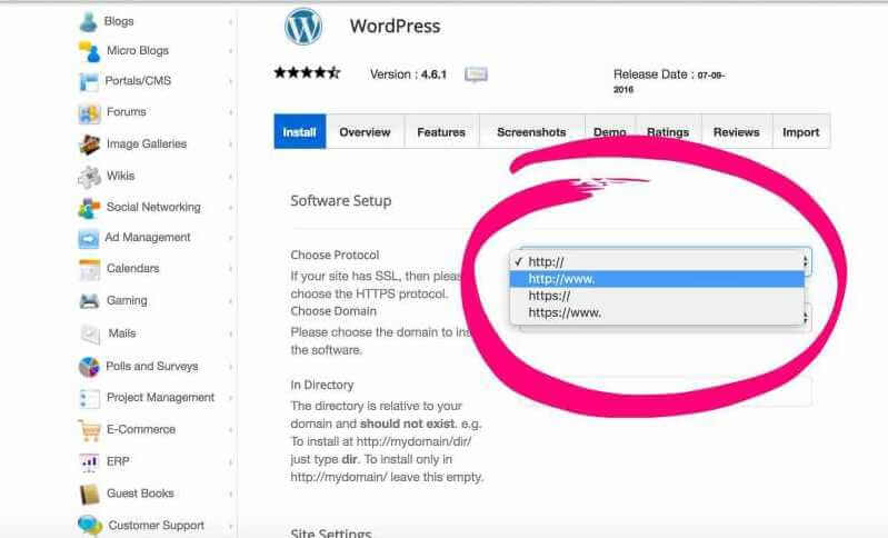 How To Install WordPress On SiteGround