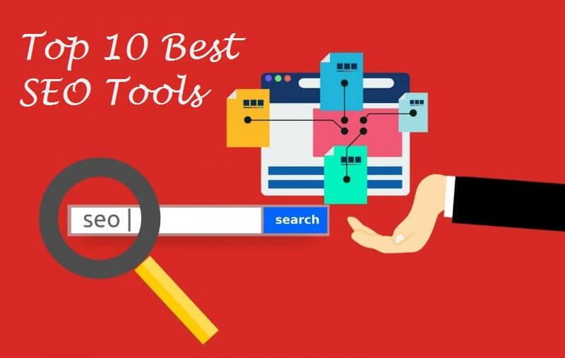 Top 10 Best SEO Tools