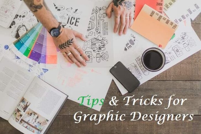 Tips & Tricks for Graphic Designers