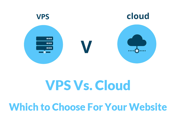 VPS Vs. Cloud: Which to Choose For Your Website