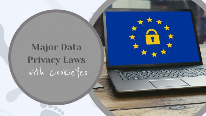 Take Care of Major Data Privacy Laws Like GDPR and CCPA with CookieYes