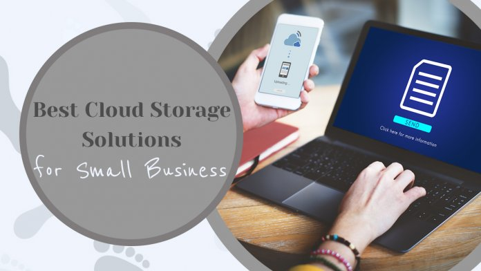 5 Best Cloud Storage Solutions for Small Business